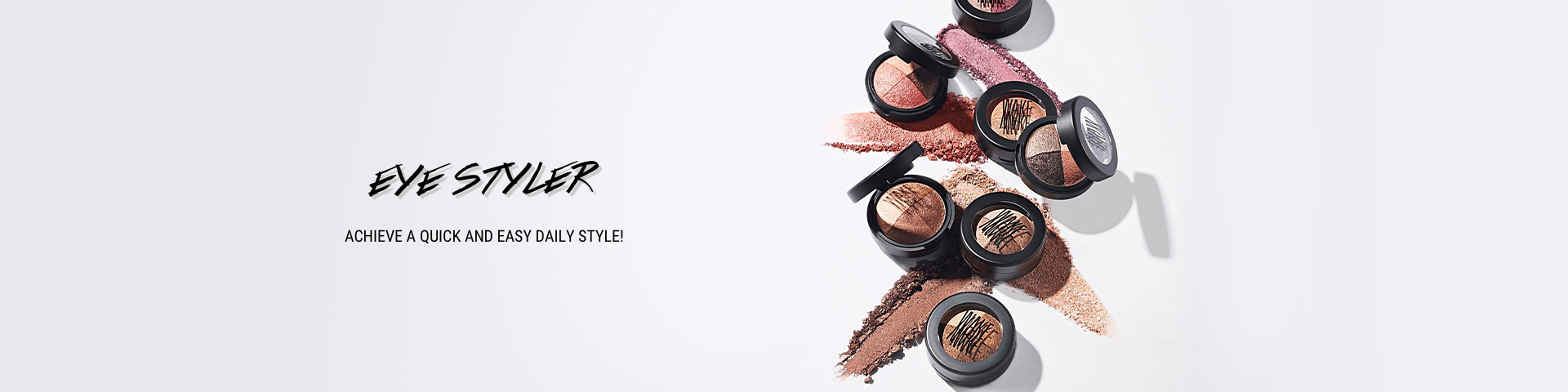 EYE STYLER Four-color shadow for easy daily styling